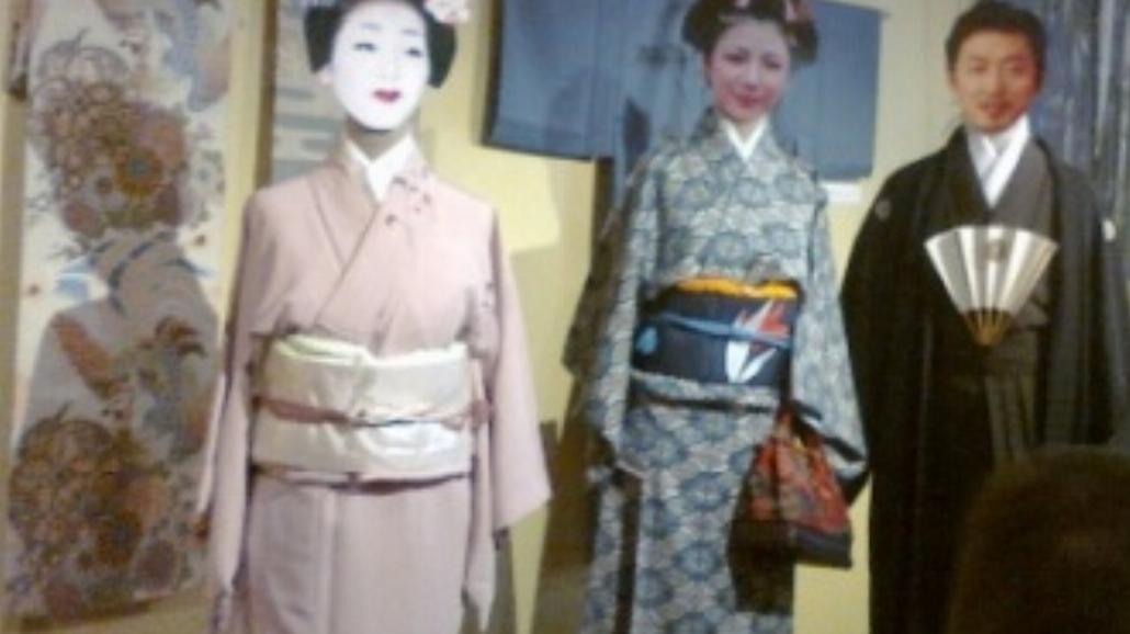Japonia Kraina Kwitnącej ... Śliwy
