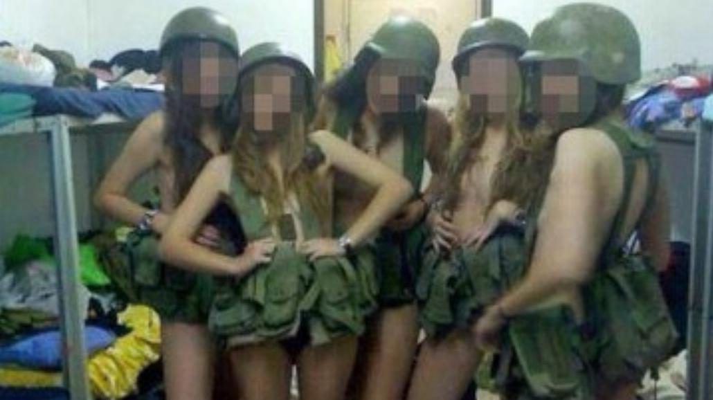 Skandal w Izraelu: wyciekły zdjęcia półnagich żołnierek