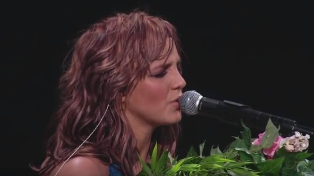 Tak Britney Spears śpiewa bez efektów na jej wokalu. Zobaczcie nagranie! [WIDEO]