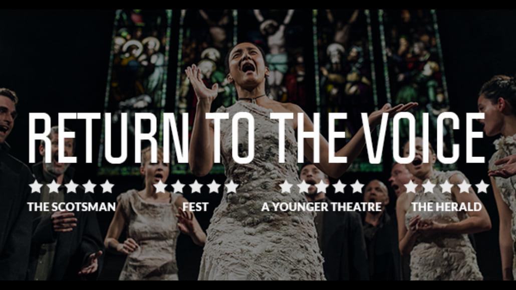 Return to the Voice - premiera w Teatrze Pieśń Kozła
