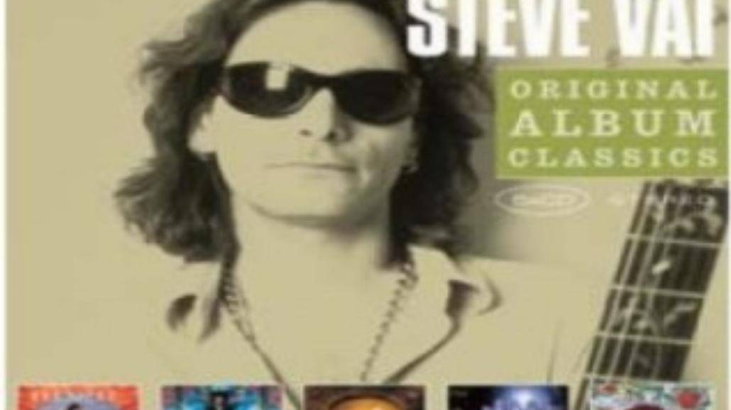 Steve Vai - Original Album Classics