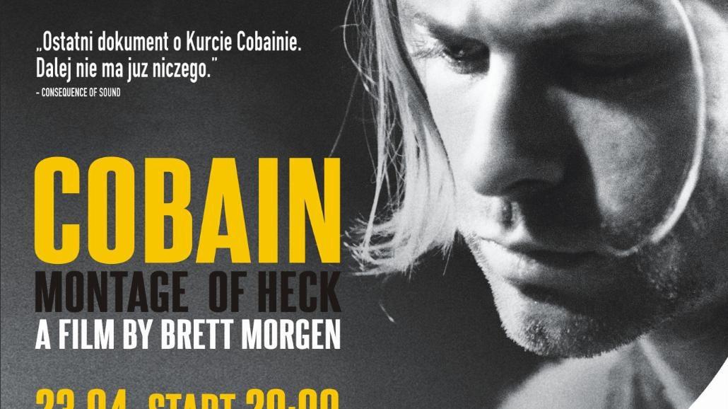 Cobain: Montage of heck - zobacz pokaz wyjątkowego dokumentu