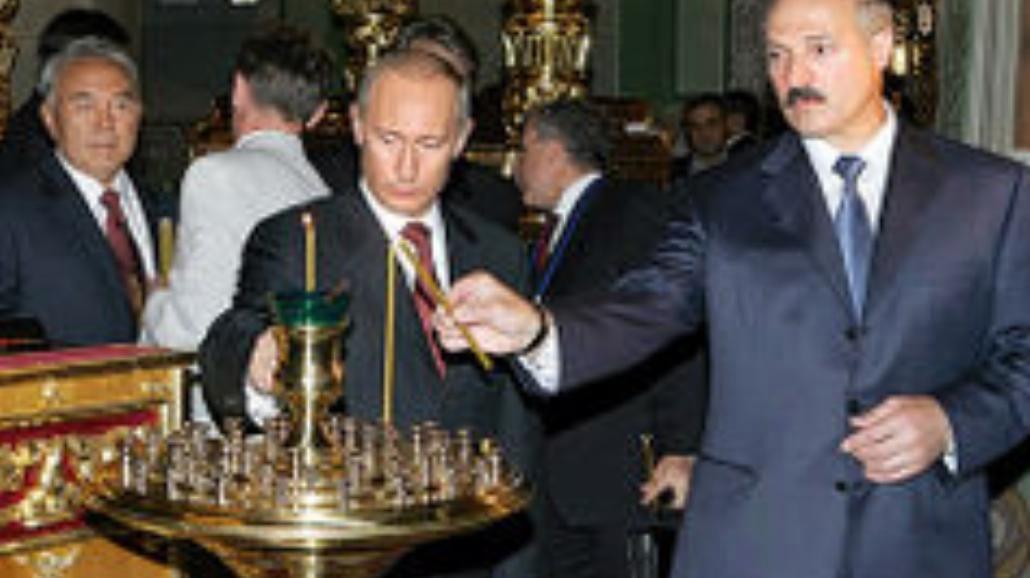 Rosja-Białoruś: nadchodzą zmiany?