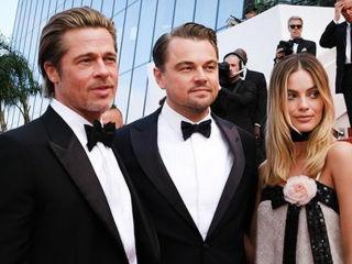 """Gwiazdy """"Pewnego razu... w Hollywood"""" na premierze... w Cannes [FOTO] - aktorzy, zdjęcia, 2019, Festiwal Filmowy Cannes"""