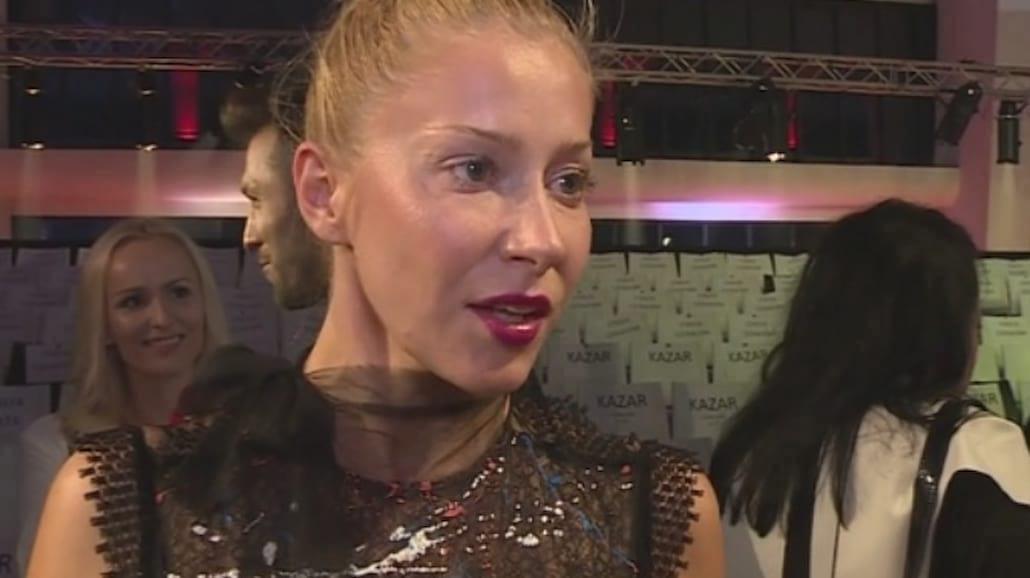 Katarzyna Warnke o modzie. Te ciuchy zakłada znana aktorka! [WIDEO]