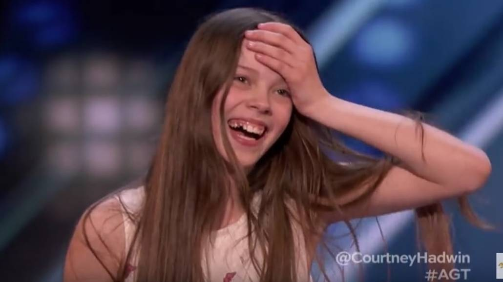 Ta dziewczynka zszokowaÅ'a jurorÃłw Americas Got Talent. Nagranie podbiÅ'o Å›wiat! [WIDEO]