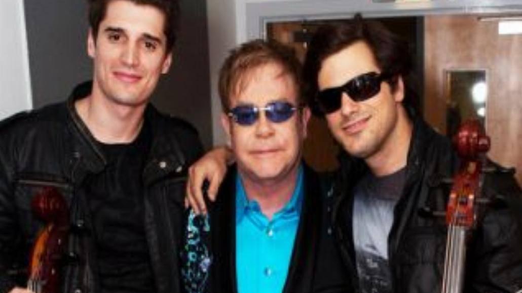 Poznaliśmy support przed Eltonem Johnem