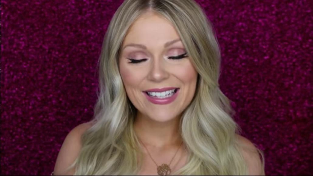 Idealny makijaż dla blondynki