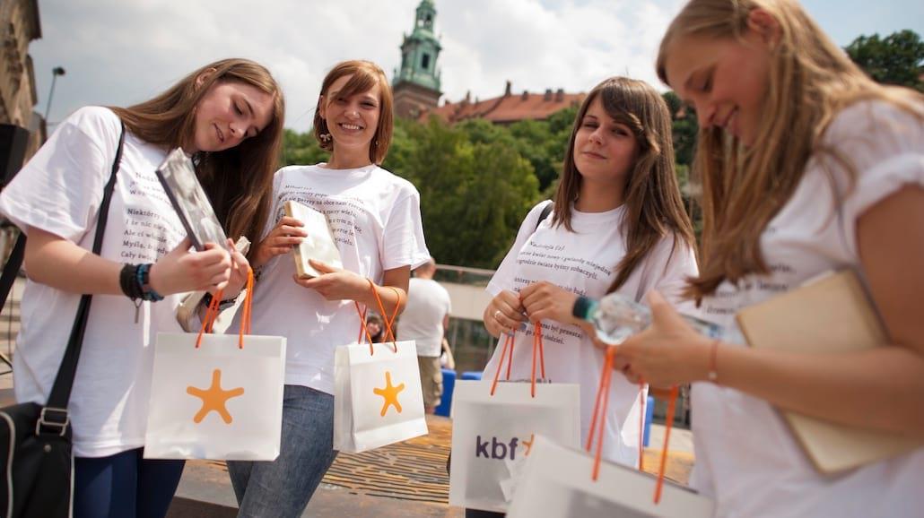 Krakowskie Biuro Festiwalowe otwiera się dla wolontariuszy