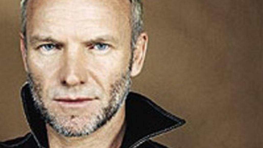 W lutym Sting dwukrotnie zagra w stolicy!