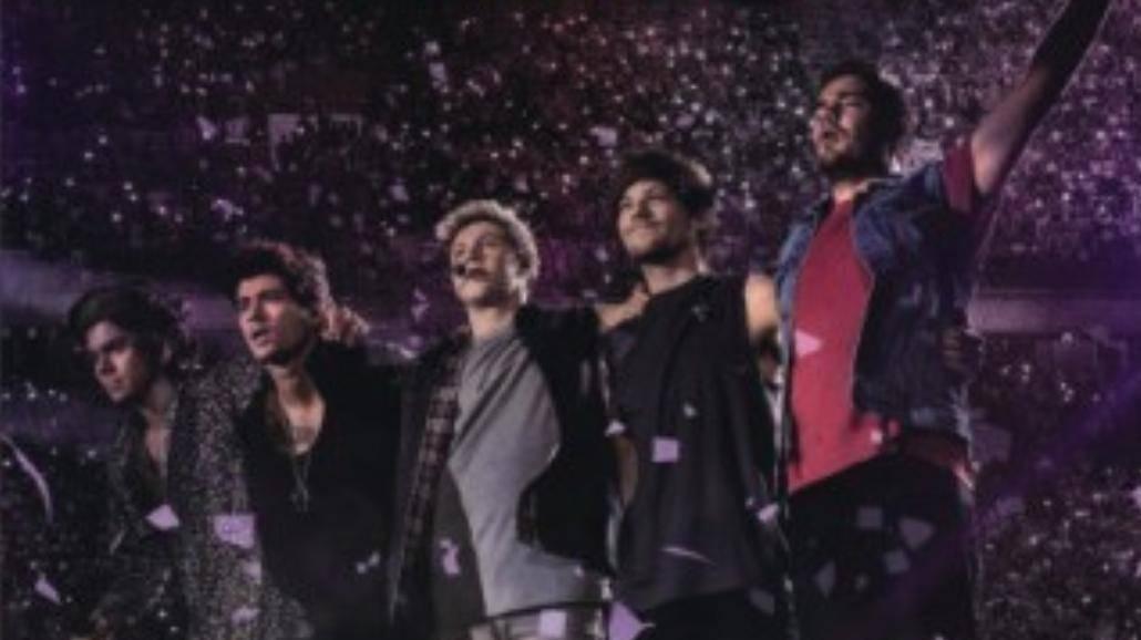 One Direction zagości w Polsce. Nowy zwiastun