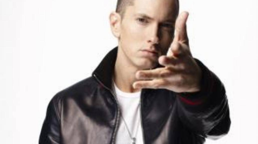 Eminem w nowej piosence [AUDIO]