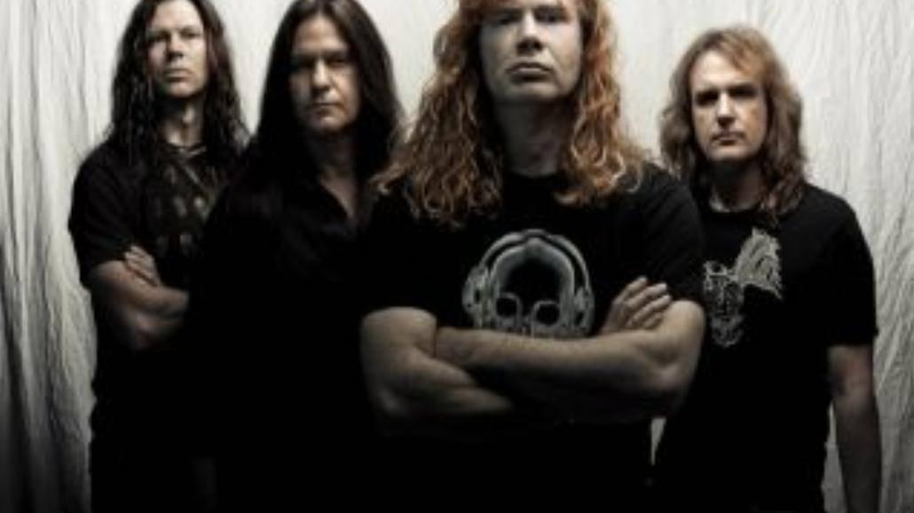 Megadeth przedstawiają nowego gitarzystę [WIDEO]