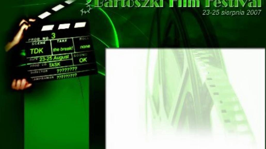 Bartoszki Film Festival coraz bliżej