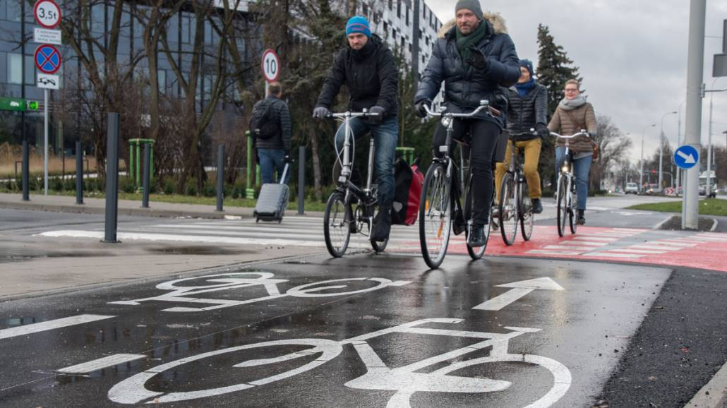 Jacek Sutryk - inwestycje rowerowe