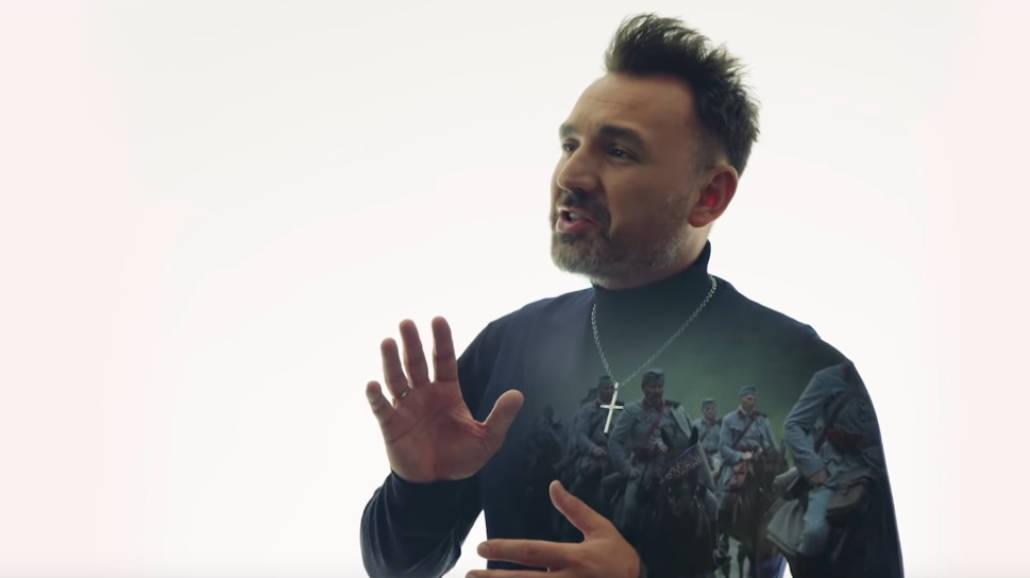 Mateusz ZiÃłłko w utworze Legiony