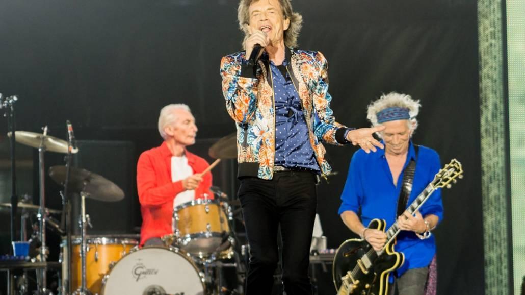 The Rolling Stones zagrali w Warszawie [ZDJĘCIA]