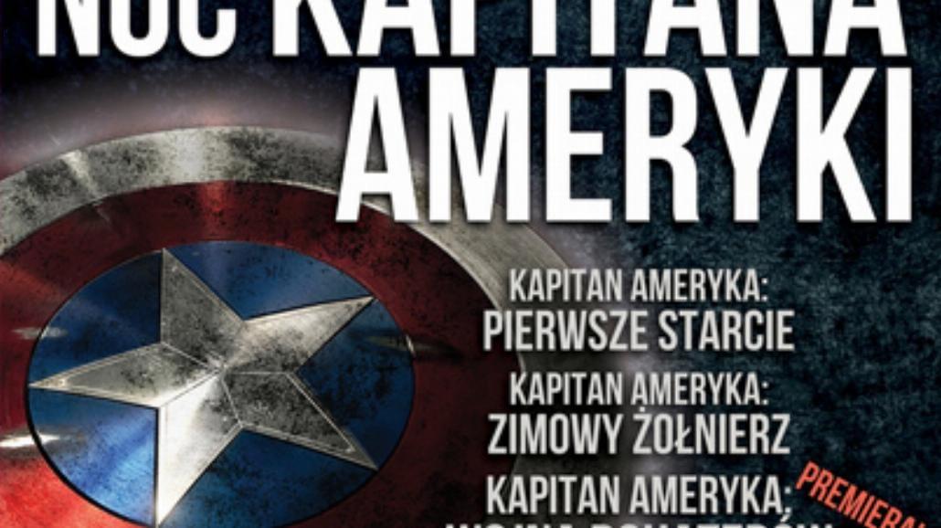 ENEMEF: Noc Kapitana Ameryki już 6 maja w Multikinie