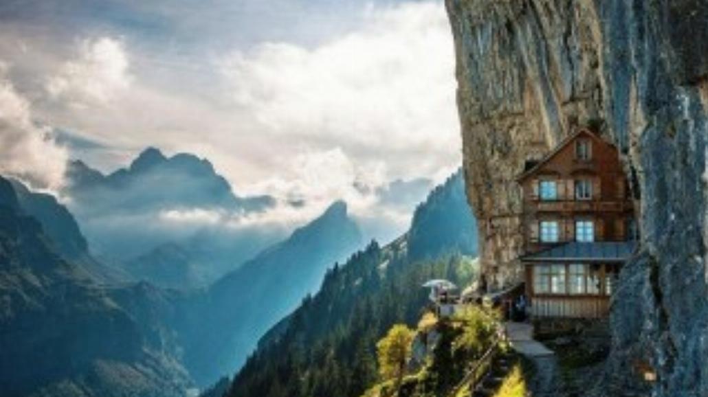 Najbardziej niesamowite hotele na świecie