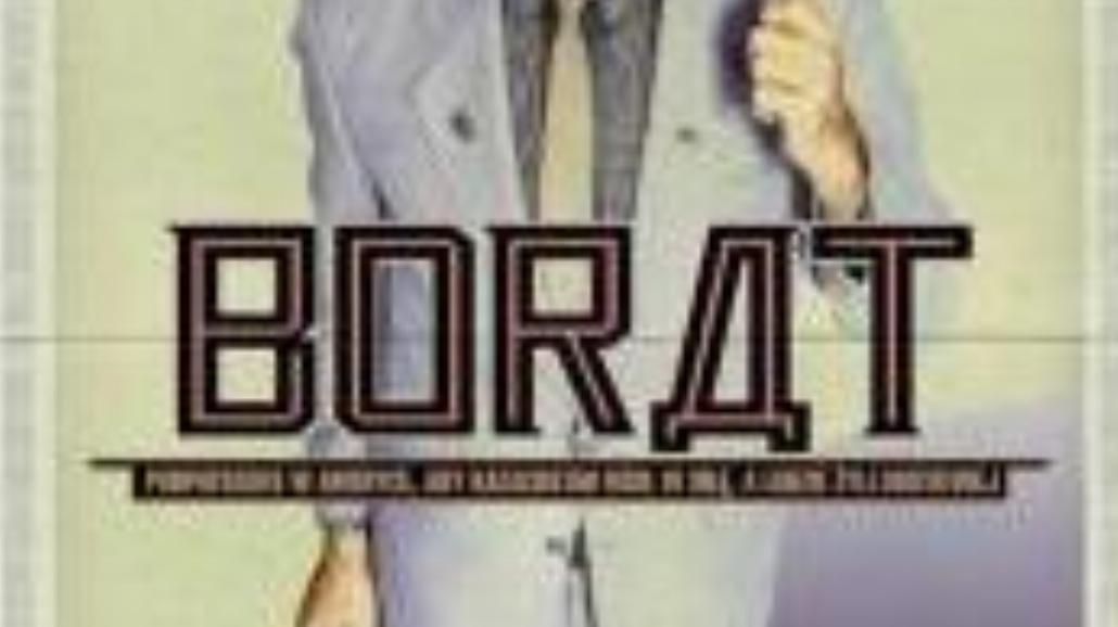"""""""Borat"""" przeciw stereotypom"""