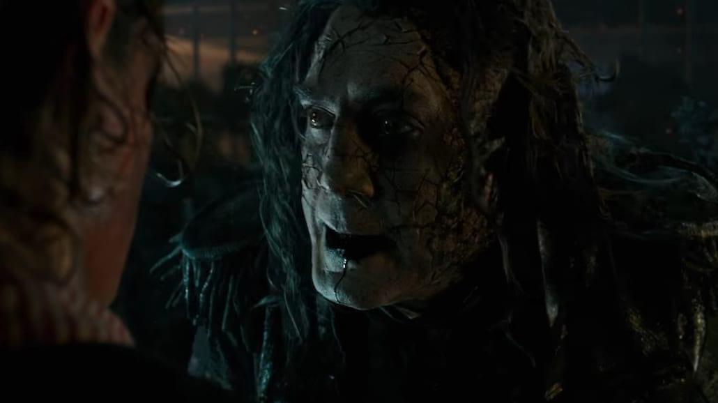 """Javier Bardem w pierwszej zapowiedzi filmu """"Piraci z Karaibów: Martwi głosu nie mają"""" [WIDEO]"""