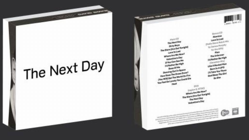 David Bowie - specjalne wydanie nowej płyty