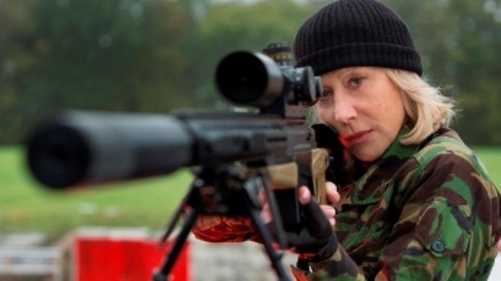 Helen Mirren kocha być twardzielką!