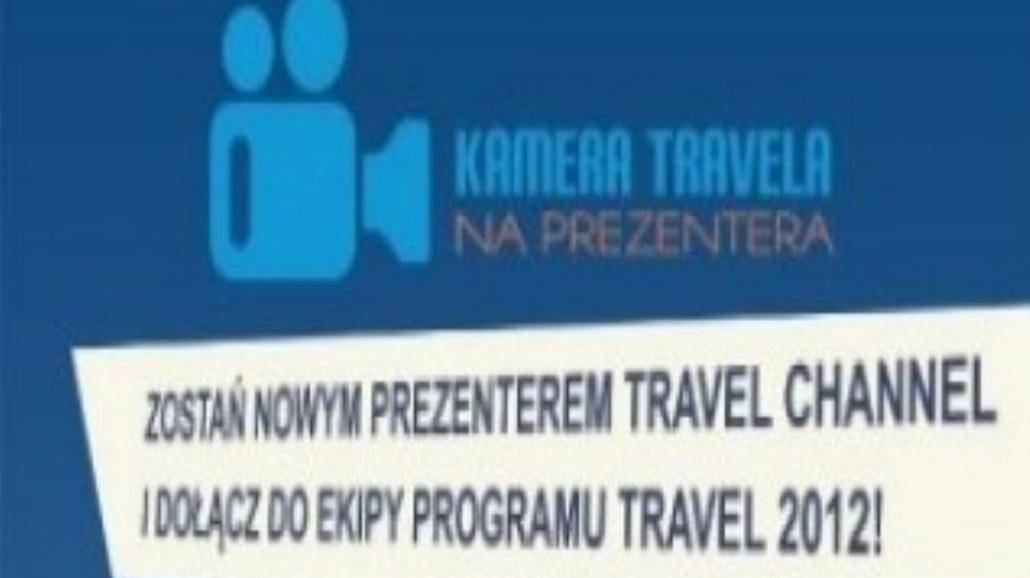 Travel Chennel szuka prezentera do programu!