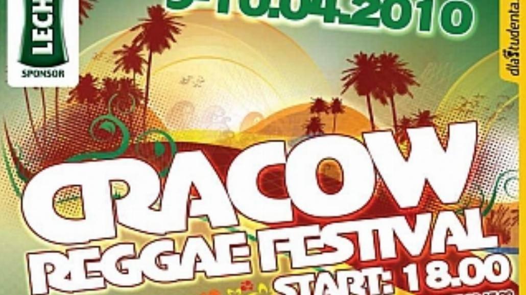 1. edycja Cracow Reggae Festival