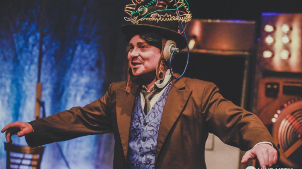 Tesla vs Edison - najnowsza premiera wrocławskiego Teatru Lalek [FOTO]