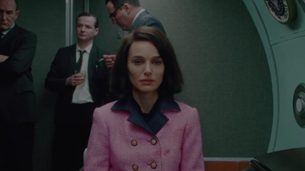 Natalie Portman jako żona prezydenta Kennedy'ego [WIDEO]
