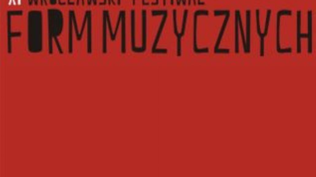 Wrocławski Festiwal Form Muzycznych - ćwierćfinał