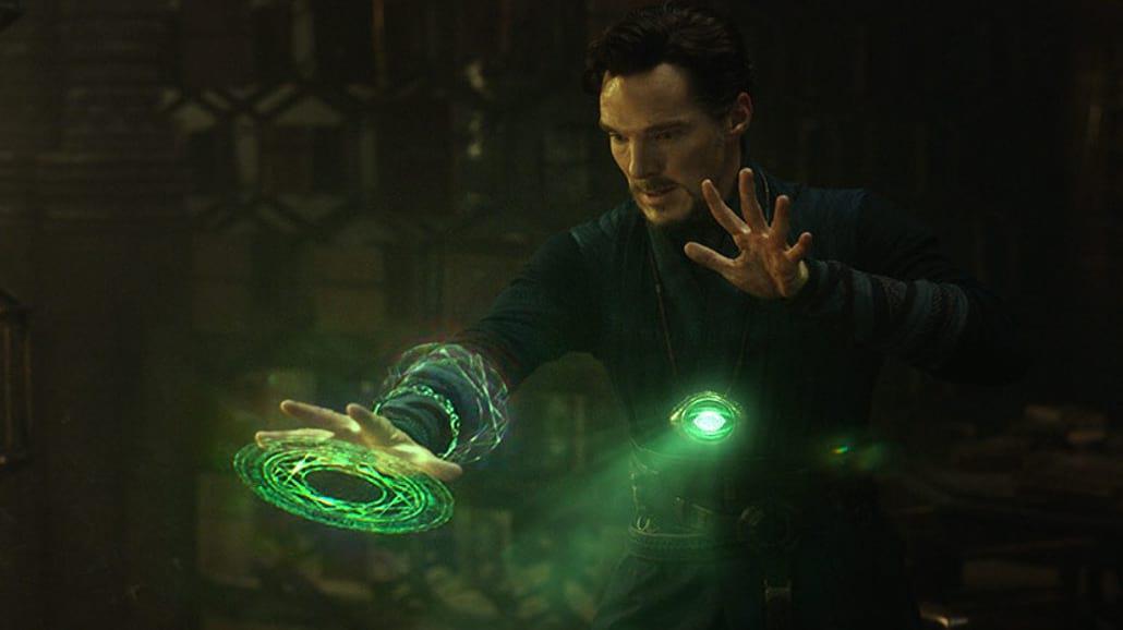 Doktor Strange - dziwny ten świat [RECENZJA]
