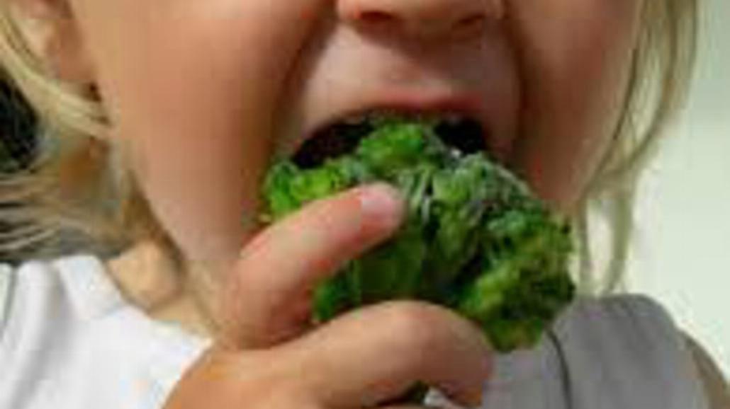 Koszmar na talerzu z dzieciństwa