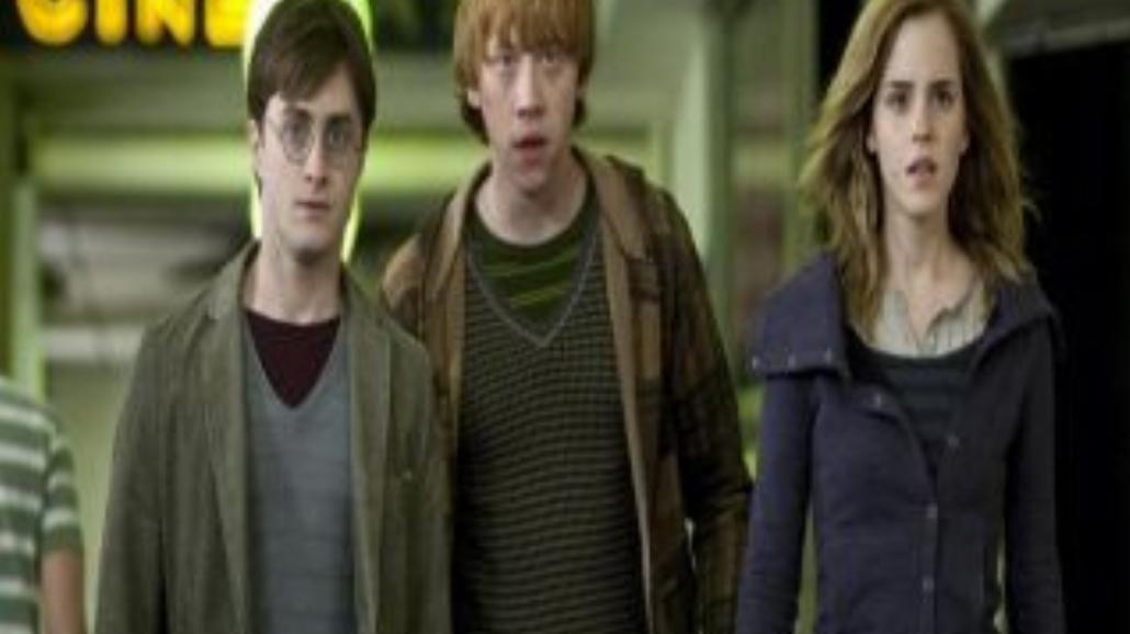 """Zwiastun filmu """"Harry Potter i Insygnia Śmierci"""""""