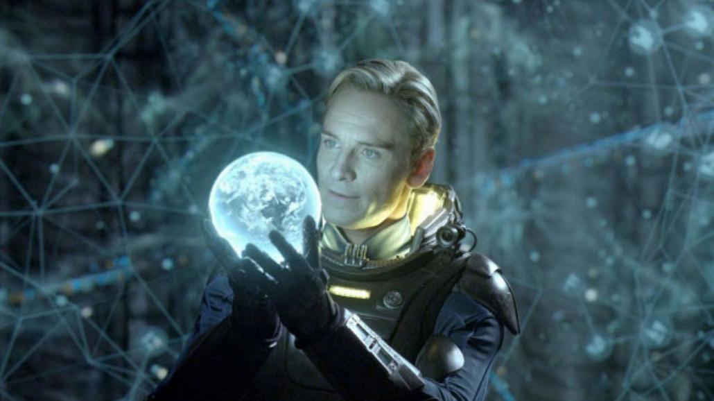 """""""Prometeusz"""" będzie trylogią? Ridley Scott snuje wielkie plany"""