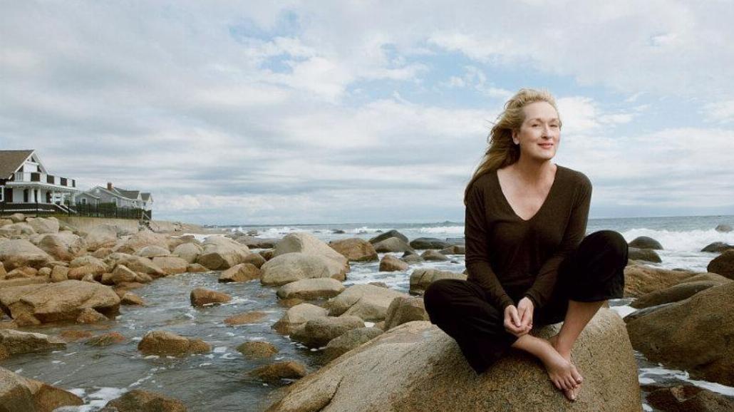 Meryl Streep została najstarszą cover girl