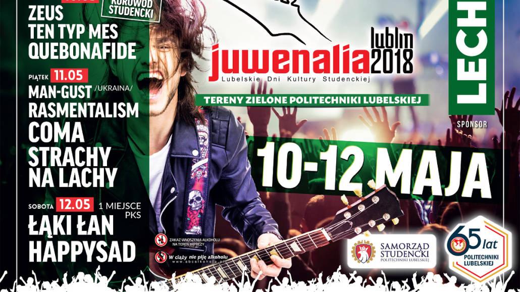 Juwenalia 2018 w Lublinie