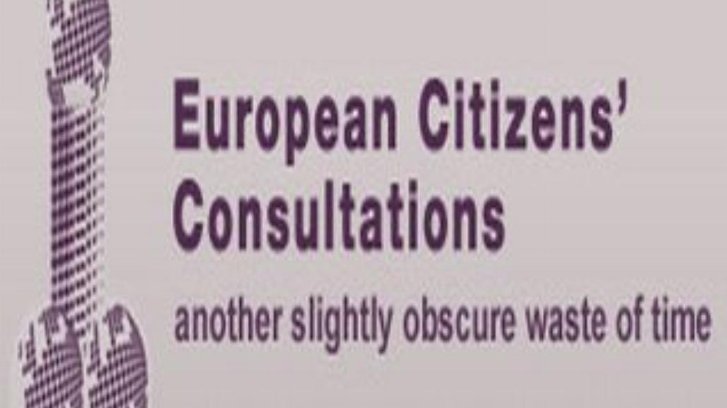 Europejska debata obywateli - posłuchaj