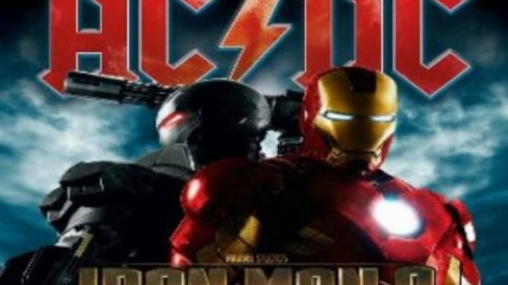 """AC/DC - """"Iron Man 2"""""""