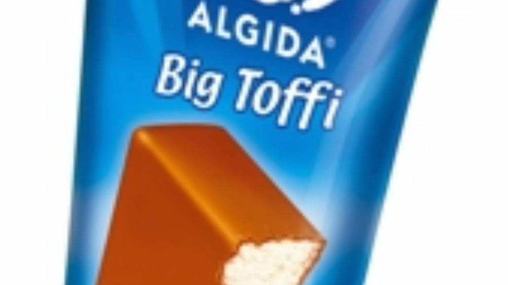 Big Toffi - nowość w lodowej rodzinie Big-ów