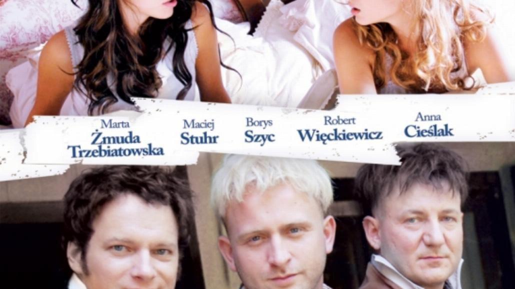 """Gwiazdy na plakacie """"Ślubów Panieńskich"""""""