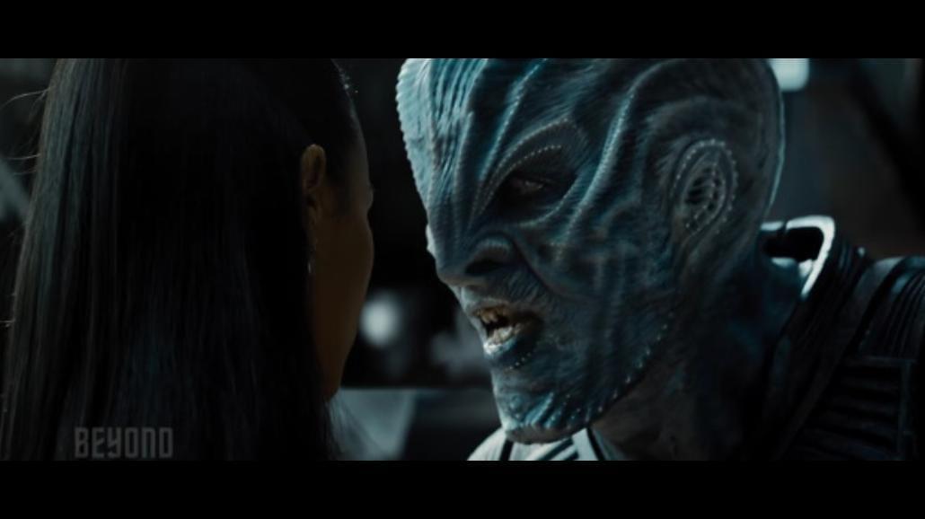 """Zobacz pełny zwiastun """"Star Trek: W nieznane"""" [WIDEO]"""