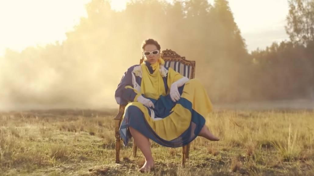 Karolina Czarnecka feat. Sarius – Pielgrzymka