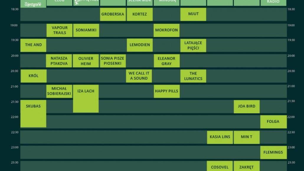 Znamy harmonogram Spring Break Festival! [WIDEO, ZDJĘCIA]