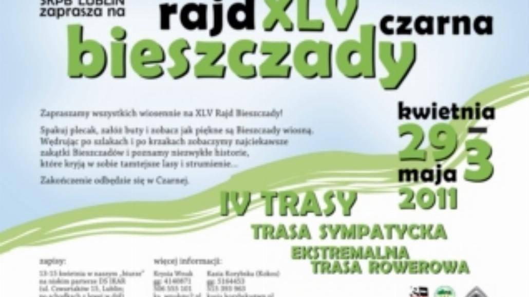 XLV Rajd Bieszczady