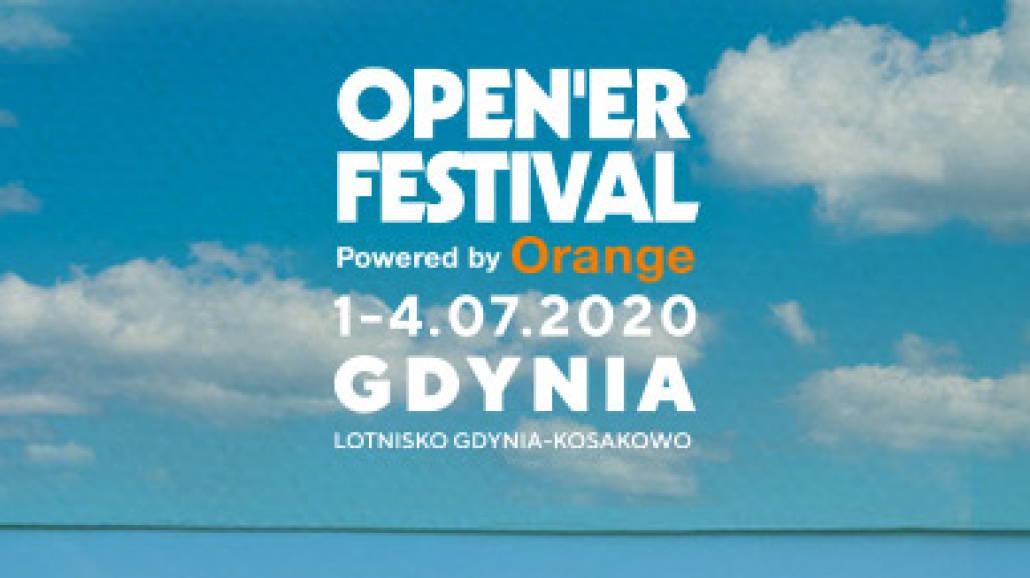 Open'er 2020