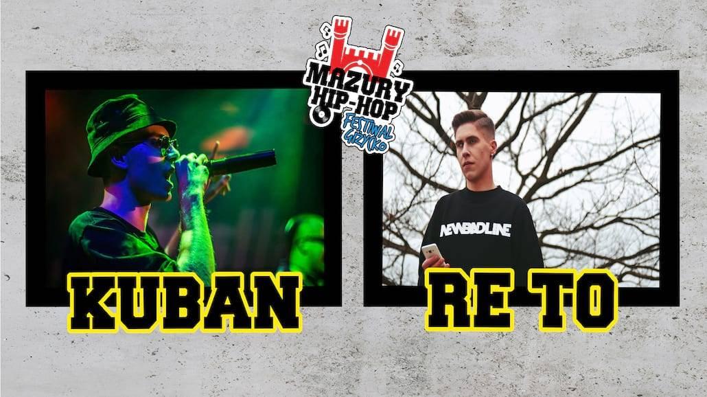 Kolejne gwiazdy na Mazury Hip Hop Festiwal