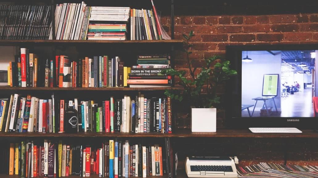 Self Storage moÅźe być rozwiÄ…zaniem dla nadmiaru ksiÄ…Åźek na domowych pÃłÅ'kach.