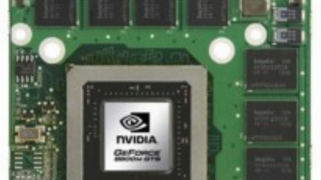 NVIDIA GeForce 8800M GTX w notebookach